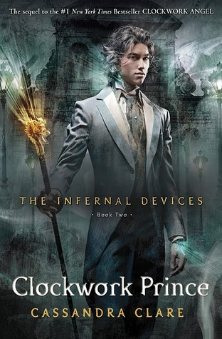 Clockwork Prince by Cassandra Clare cover